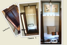Rooms: Closets and Pantry