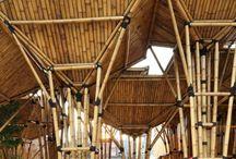 Estructuras de Bambú