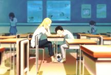 KazaTsuku / What a cute relationship between these two. Kazama really loves Tsukushi and so do Tsukushi.