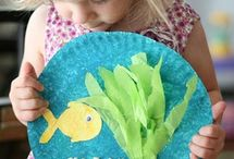 Toddlers craft