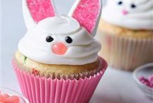 Easters cup cake
