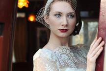 Vintage dresses at Vintage Pearl Bridal