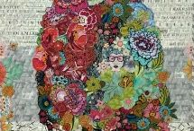 Art show quilts