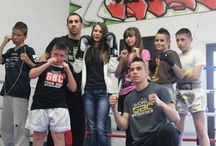 Team Gym Boxe Loisirs / Tous les boxeurs Gym Boxe Loisirs du plus jeune au plus ancien