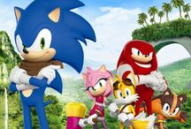 Sonic Boom: Shattered Crystal / Character profiles, official artwork, mini story concept sketches and character art from Sonic Boom: Shattered Crystal  More info on this game at http://sonicscene.net/sonic-boom-shattered-crystal