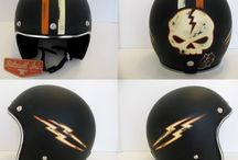 Helmets / by Bart Fagard