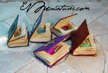 livre miniatures