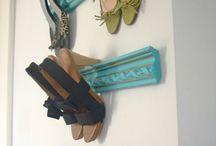 Витрина для обуви