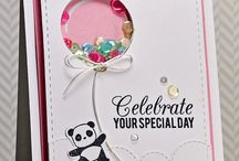 Party Panda - SU / Stampin' Up! Party Panda Sale-a-bration product.