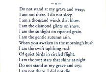 Words that Comfort Me