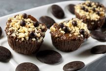 Choc' Full 'O Honey   / If you're a chocolate lover—oh, Honey! Do we have a recipe for you!