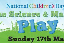 Play Dates & Events / The latest play related dates, deadlines and events for your diary