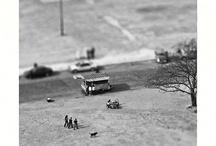 Tilt Shift and Miniatures