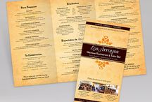 Client Testimonials / Read what our clients have to say about Menu Masters, our menu covers and restaurant menu design and engineering.