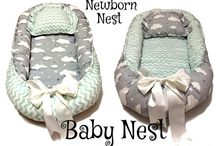 Beautiful Baby Nests For Girls And Boys