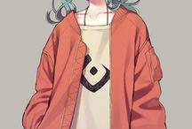 Anime Girls