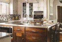 Kitchen Designs & Materials