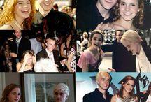 Draco és Hermione
