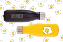 Keep Brunch S'well / #keepbrunchswell with the new Breakfast Club Collection S'well bottles / by S'well Bottle