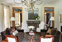 Living Rooms / Inspiration for home decor. Interior design ideas for decorating your living room.