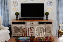 Living Room Ideas / by Natalie Jacob