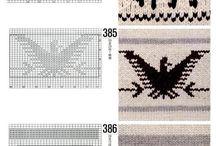 norské vzory