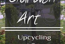 Blog Posts - Yard Art / Garden Art or Yard Art. Sculptures for the garden.