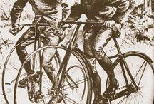 ARTI GRAFICHE e biciclette