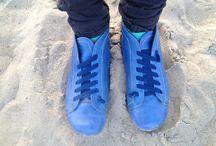 SUPERHERO BLUE, Stylizacja 1