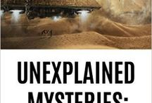 Aliens and UFOs / Aliens, UFOs, and Mysteries