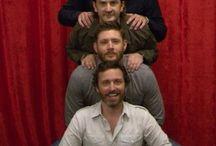 Jared, Jensen & Richard, Rob