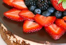 Desserts ~ Cheesecakes and Truffles