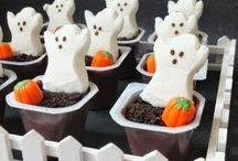 Halloween Treats/Decor