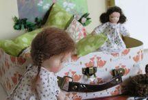 Куколки в чемоданах