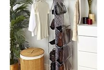 Clothing rack organizer