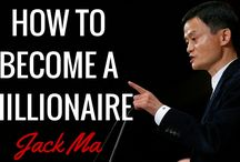 Jack Ma Saying: Don't never give up and be patient.