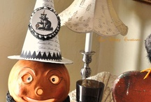 Halloween / DIYs for awesome decorations and recipes / by Skinny Angie Inc