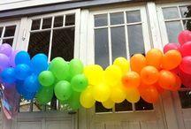 Regenbogenparty