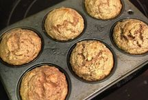 Muffins - low carb