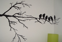 Wall paintings / by bennibomb