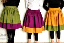 skirts corner