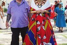 Traditional swati wedding