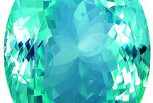 PARAIBA TOURMALINE / Paraiba tourmaline is an incredible rare gemstone that is as breathtakingly beautiful as it is unique. http://rmcgems.com/paraiba_tourmaline.php / by Rajesh Kumar