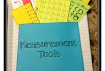 Teaching - Measurement / by Elizabeth Simental
