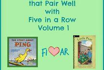{Homeschooling} Five in a Row Volume 1