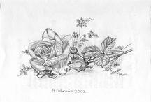 my art / art drawing