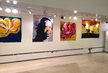 Art gallery / Art exhibition in Tapiola