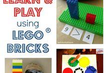 LEGO-tanulás-játékok-ötletek