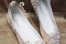 zapatos comunion forrados y decorados