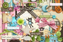 Sleep scrapbooking kits